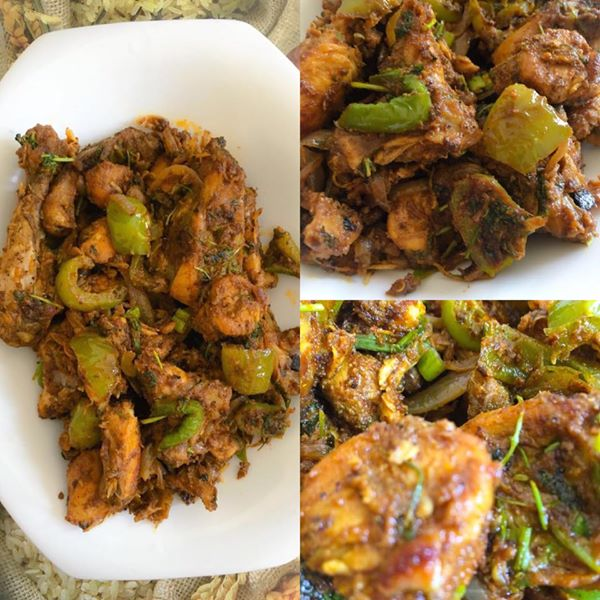 Arabic Chicken Fry
